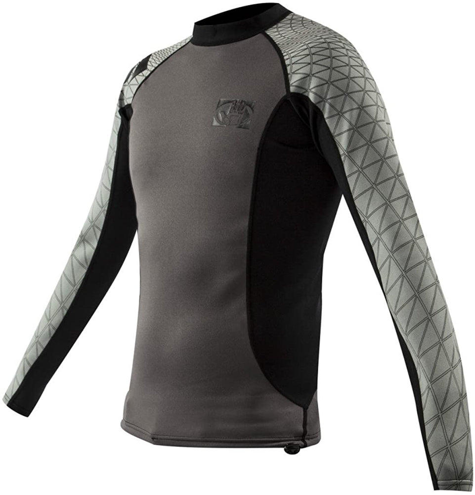 Body Glove 16771 Men's Insotherm .5mm Titanium Long Sleeve Wetsuit Top