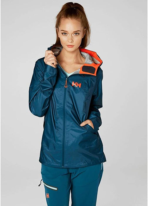 Helly Hansen Womens Odin Thrudheim Shell Waterproof Jacket