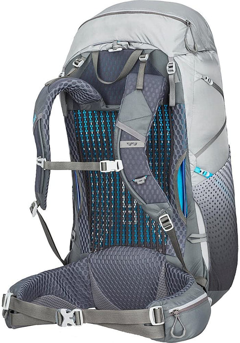 Gregory Mountain Products Women's Octal 45 Liter Ultralight Multi-Day Hiking Backpack | Backpacking, Hiking, Travel | Full-Featured Ultralight Construction, Raincover Included, Durable Strap System