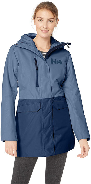 Helly-Hansen W Waterproof Tremone Insulated Coat