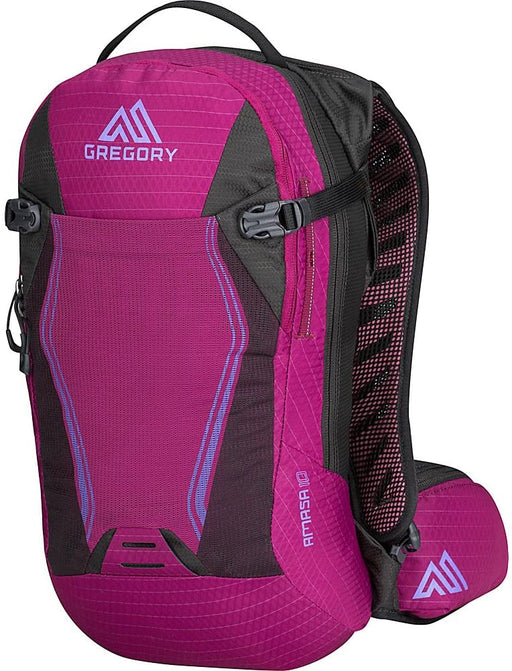 Gregory Mountain Products Amasa 10 Liter 3D-Hydro Women's Mountain Biking Backpack | Downhill, Cross-Country, Commuting | Hydration, Tool Pouch
