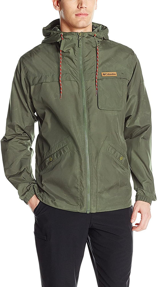 Columbia Men's South Canyon Crest Windbreaker