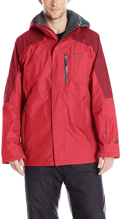 Columbia Sportswear Men's Powderkeg Interchange Jacket