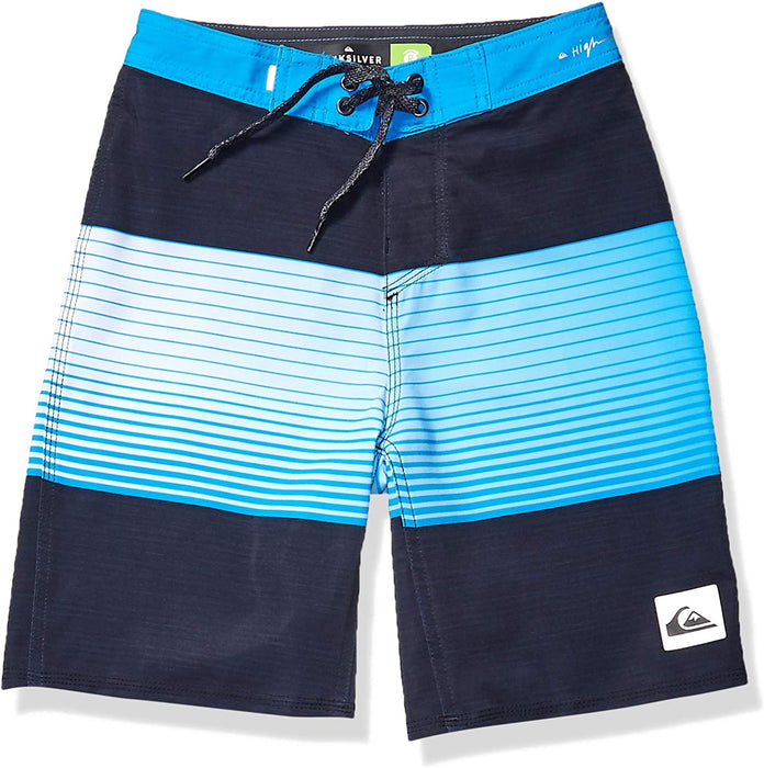 Quiksilver Boys' Big Highline Slab Youth 18 Boardshort Swim Trunk