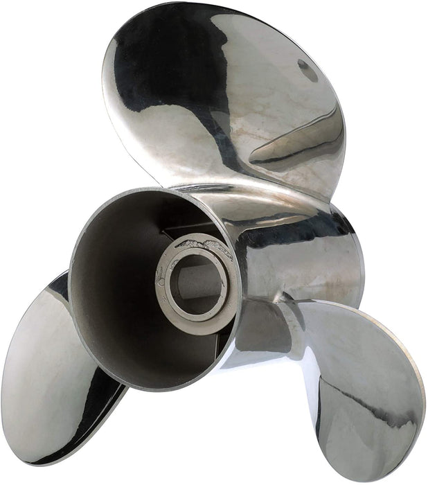 Quicksilver Silverado Propeller High Polished Stainless Finish