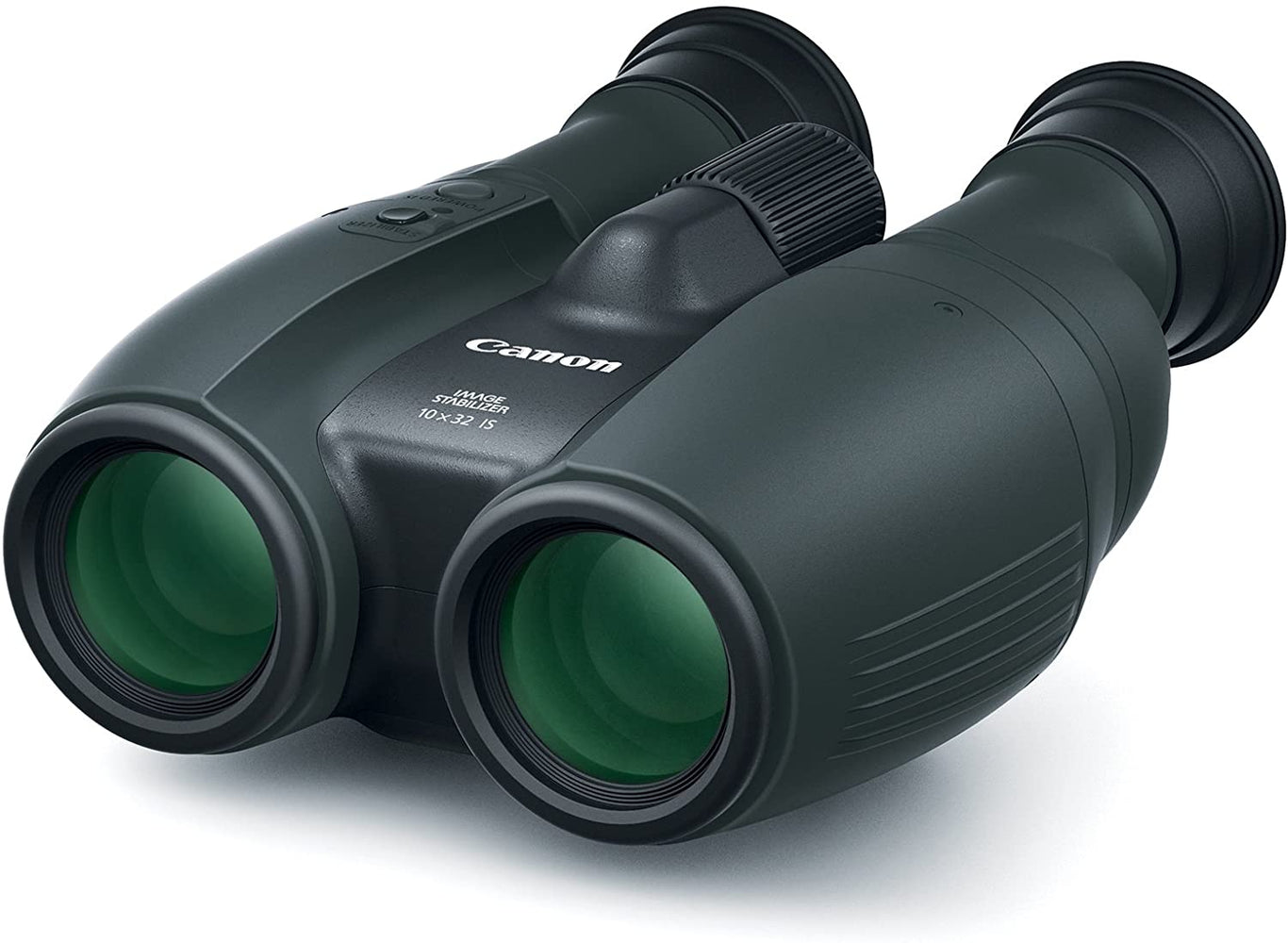Canon Cameras US 10X32 is Image Stabilizing Binocular, Black (1372C002)