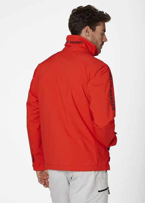 Helly-Hansen Mens Hydropower Racing Midlayer Waterproof Insulated Tech Jacket