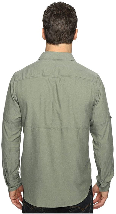 Columbia Men's Pilsner Peak II Long Sleeve Shirt