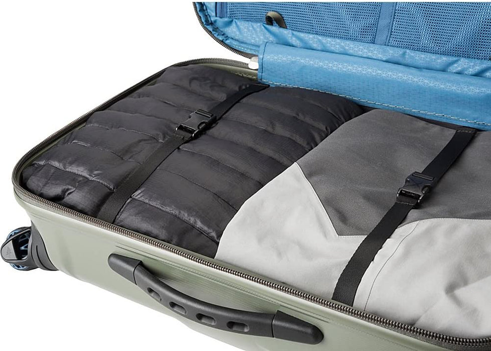 Gregory Mountain Products Quadro Hardcase 22 Inch Hardsided Roller | Travel, Business, Vacation | Multi-Directional Spinner Wheels, Durable Polycarbonate Shell