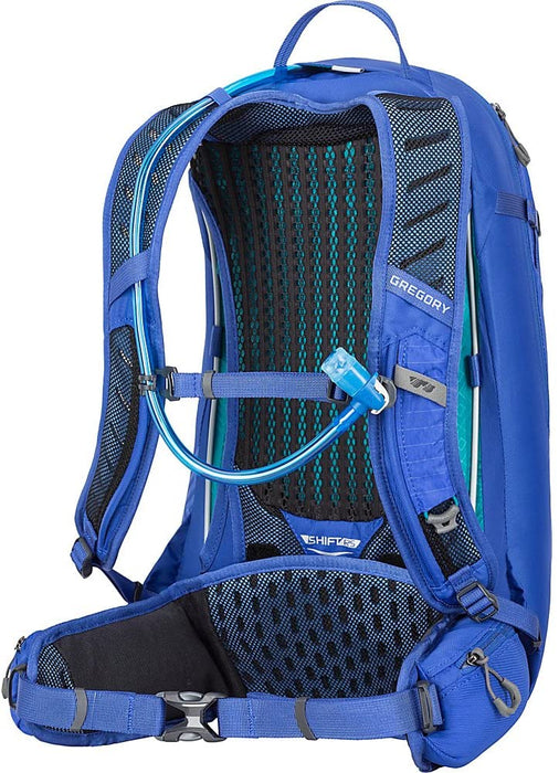 Gregory Mountain Products Women's Avos 15 Liter Mountain Biking Backpack | Downhill, Cross-Country, Commuting | Hydration Bladder Included, Tool Pouch