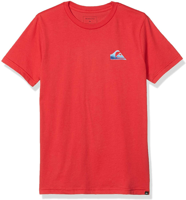 Quiksilver Big Familiar Fire Boy Tee