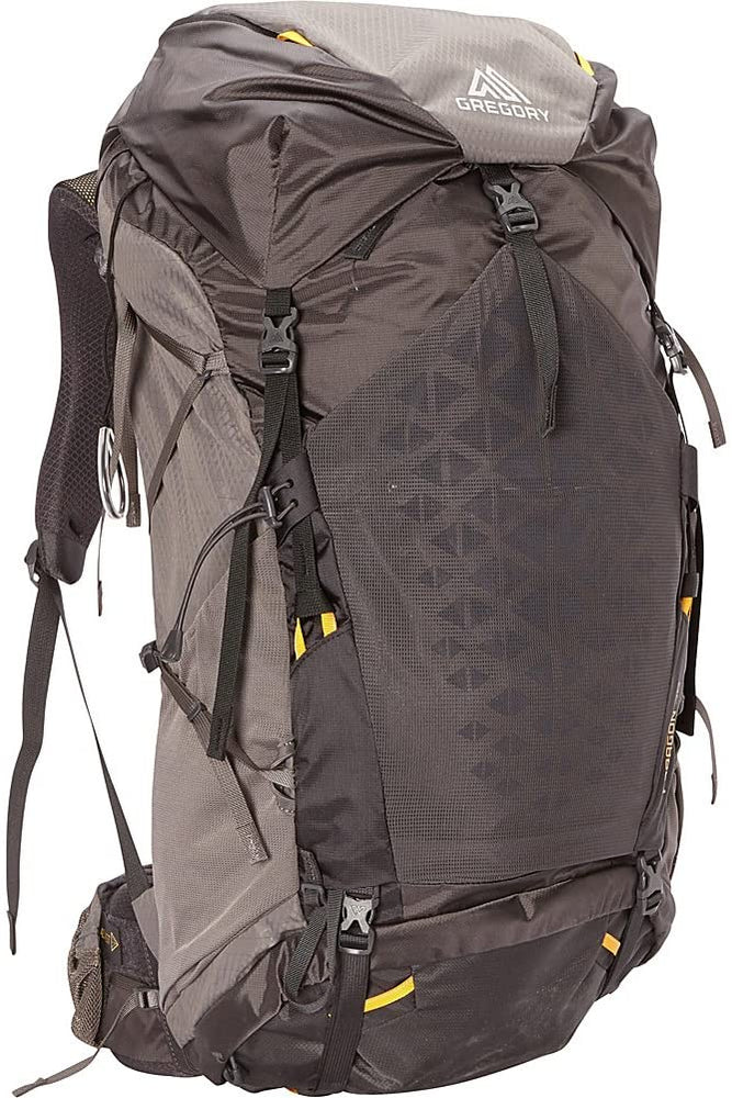 Gregory Mountain Products Paragon 58 Liter Men's Lightweight Multi Day Backpack | Raincover Included,Hydration Sleeve and Day Pack Included