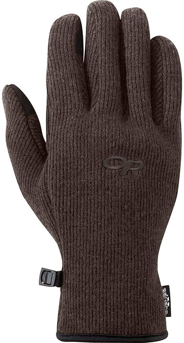 Outdoor Research Men's Flurry Sensor Gloves - Wicking, Breathable