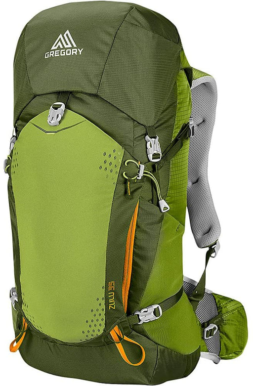 Gregory Mountain Products Zulu 35 Liter Men's Day Hiking Backpack | Day Hikes, Camping, Travel | Ventilated Suspension, Rain Cover Included, Hydration Compatible | Breathable Comfort on the Trail