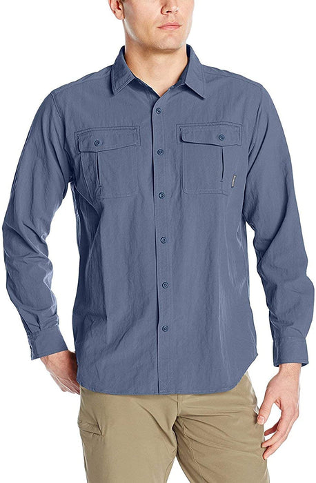 Columbia Men's Twisted Divide Long Sleeve Shirt