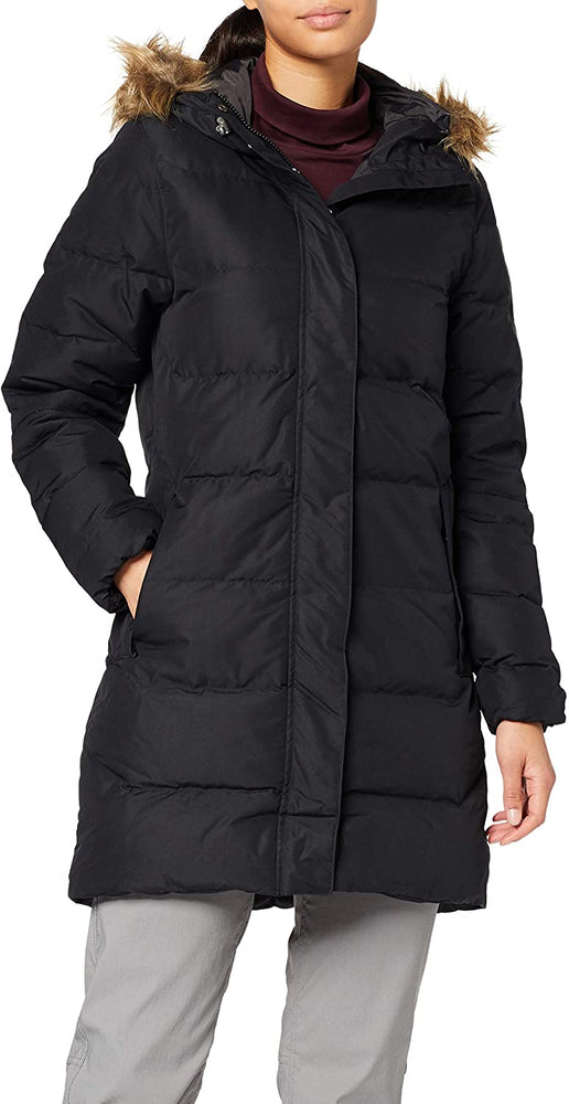 Helly-Hansen Women's Aden Down Waterproof Windproof Breathable Parka Coat Jacket with Hood