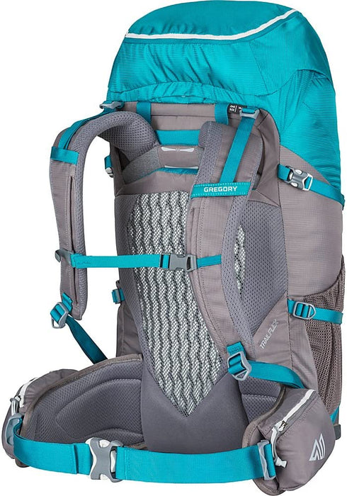 Gregory Mountain Products Amber 28 Women's Hiking Backpack | Day Hike, Camping, Travel | Integrated Rain Cover, Adjustable Components