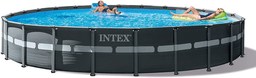 Intex - 24 Foot Ultra XTR Frame Pool Set