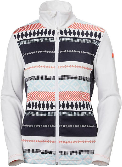Helly-Hansen W Graphic Fleece Jacket