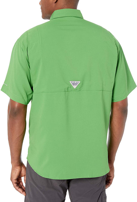 Columbia Men's Tamiami Ii Short Sleeve Shirt, Clean Green, XX-Large