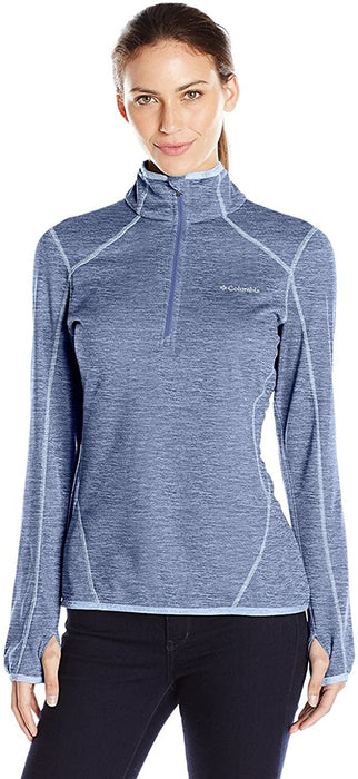 Columbia Women's Sapphire Trail Half Zip Fleece Sweater