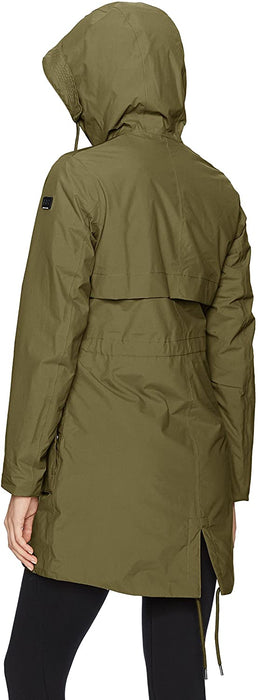 Helly-Hansen Womens Boyne Waterproof Windproof Breathable Parka Jacket