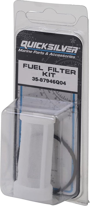 Quicksilver 87946Q04 In-Line Fuel Filter Element - Mercury and Mariner Outboards