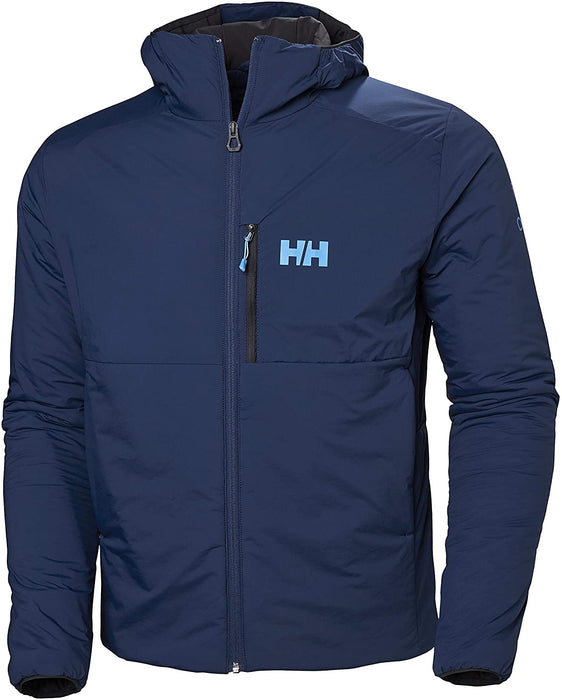Helly-Hansen Mens Odin Stretch Hooded Insulator Outdoor Jacket