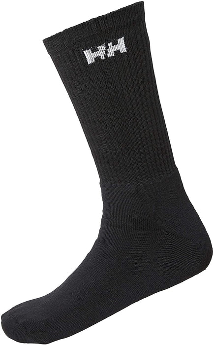 Helly Hansen Unisex 3-Pack Cotton Sock