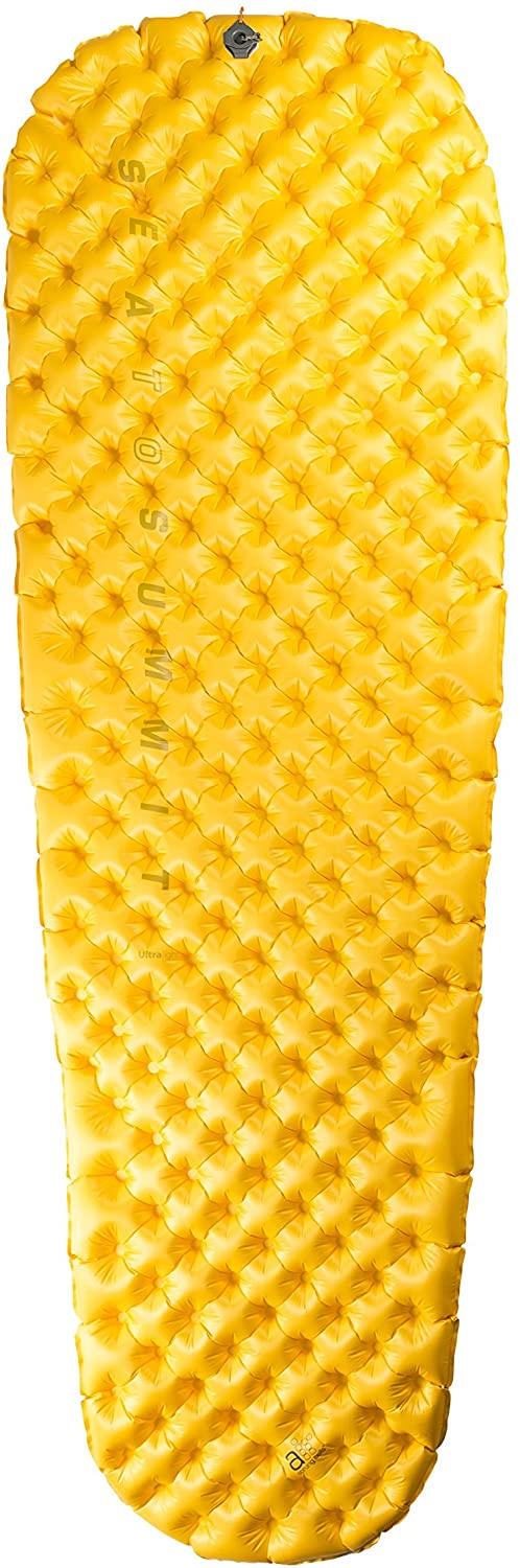 Sea to Summit Ultralight Mat Sleeping Pad with Inflation Pump Sack