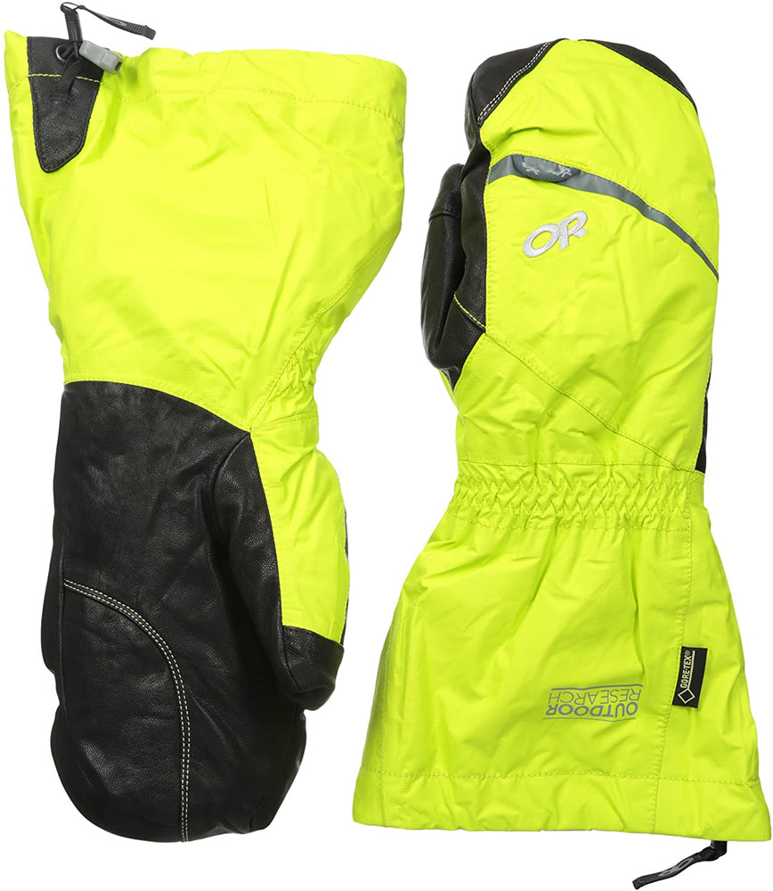 Outdoor Research Men's Waterproof Breathable Rugged GORE-TEX Alti Mitts