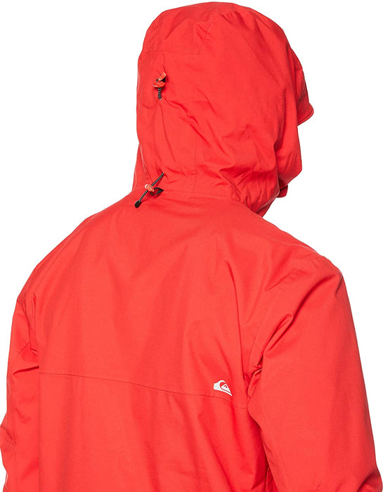 Quiksilver Mens Spindye 20k Snow Jacket