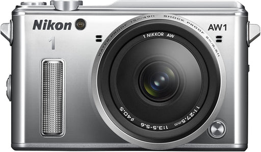 Nikon 1 AW1 14.2 MP HD Waterproof