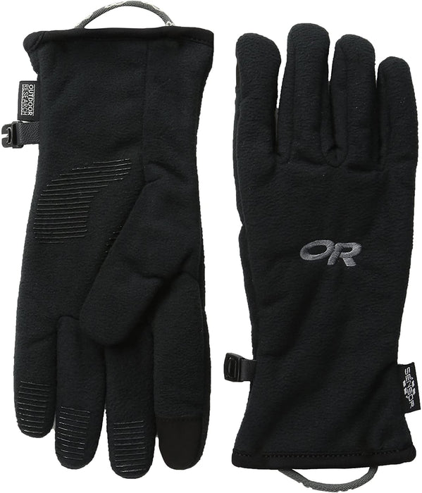 Outdoor Research unisex-adult Fuzzy Sensor Gloves (Little Kid)