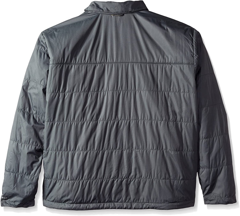 Columbia Sportswear Men's Big Whirlibird Interchange Jacket