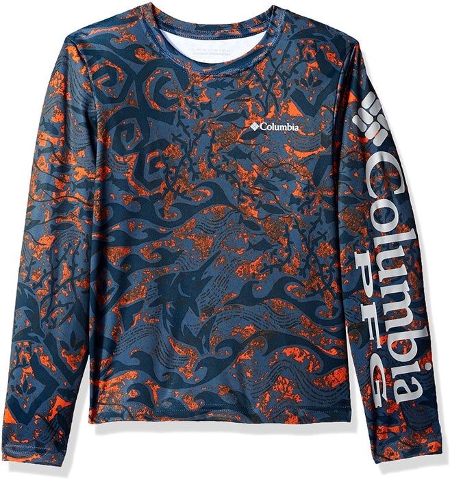 Columbia Unisex Super Terminal Tackle Long Sleeve