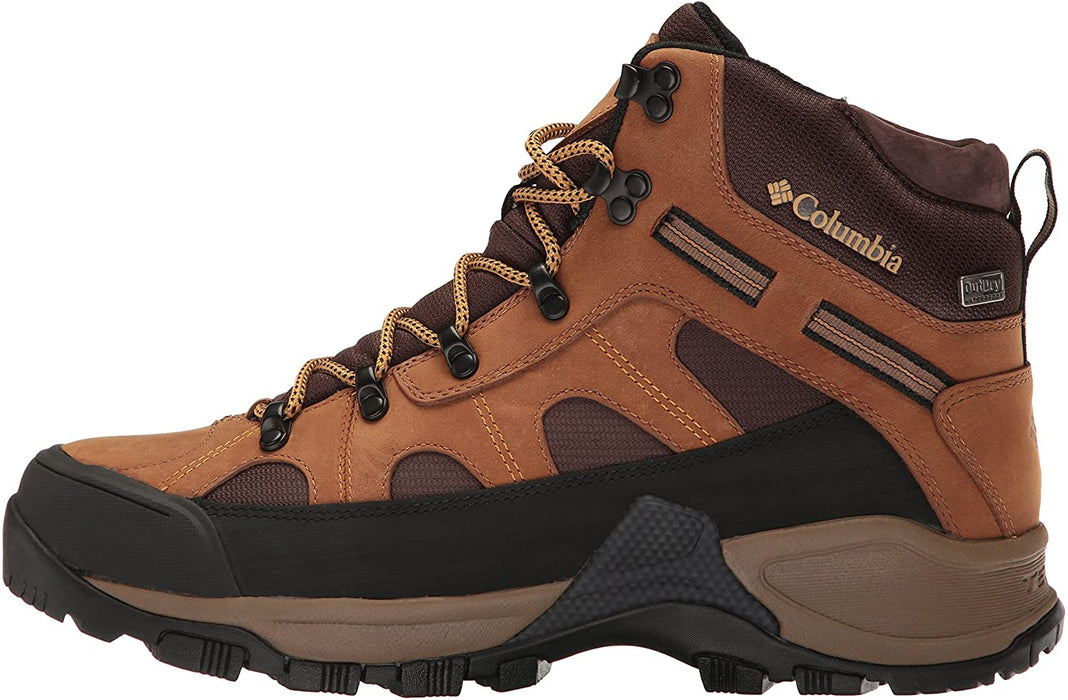 Columbia Men's Smith Rock Outdry Hiking Shoe