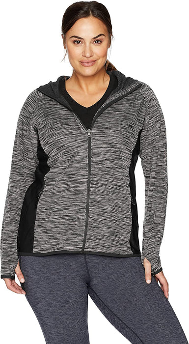Columbia Women's Plus Size Optic Got It ii Hooded Jacket