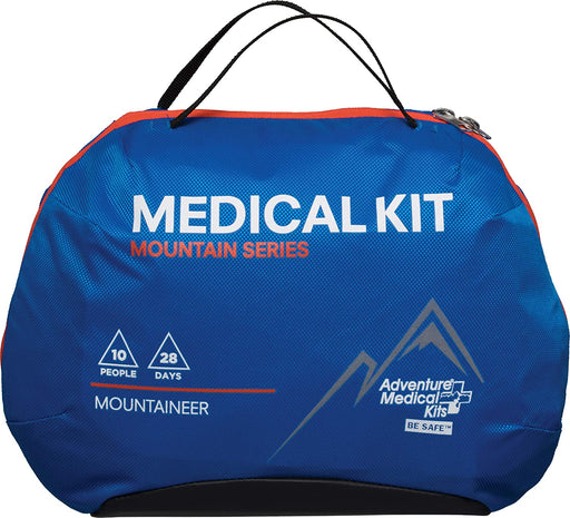 Adventure Medical Kits Mountain Series Mountaineer First Aid Kit - 218 Pieces