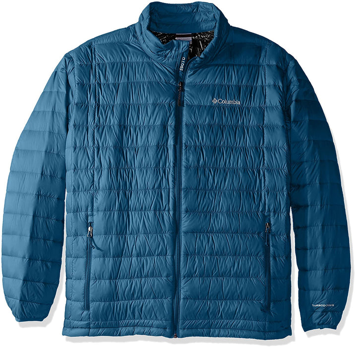 Columbia Men's Big-Tall Voodoo Falls 590 TurboDown Jacket