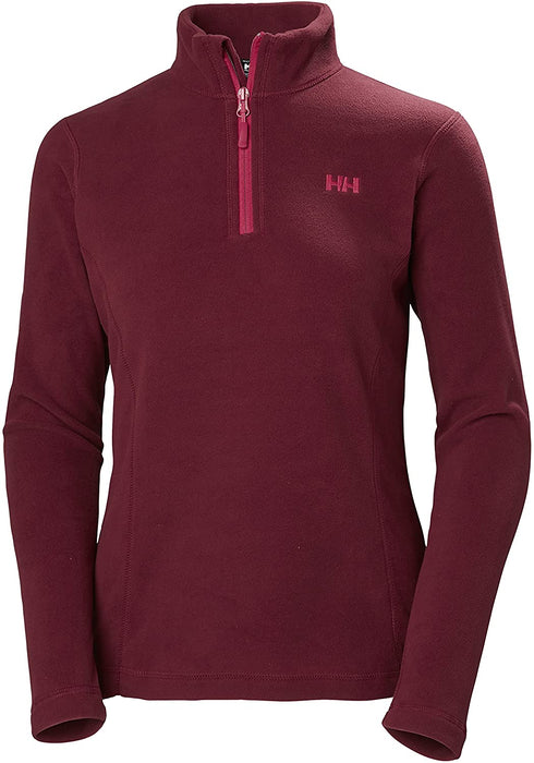 Helly-Hansen 50845 Women's Daybreaker 1/2 Zip Fleece Pullover Jacket