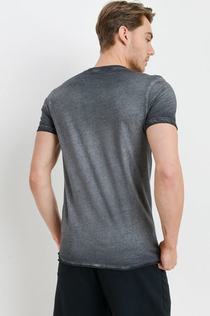 GREY ENVY MENS BEST SELLING TEE - Lulu Kiss