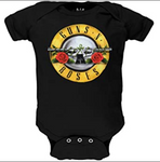 GUNS N ROSES BABY ONESIE - LULUKISS Boutique
