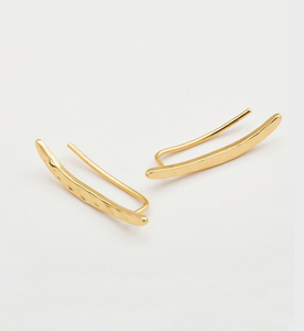 GORJANA TANER EAR CLIMBER EARRINGS - Lulu Kiss
