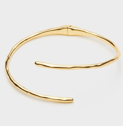 GORJANA Taner Coil Hing Cuff - LULUKISS Boutique