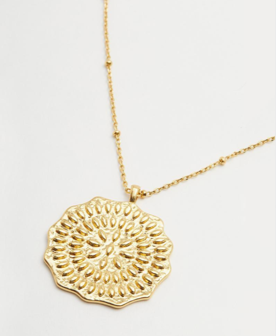 GORJANA MOSAIC COIN NECKLACE - Lulu Kiss