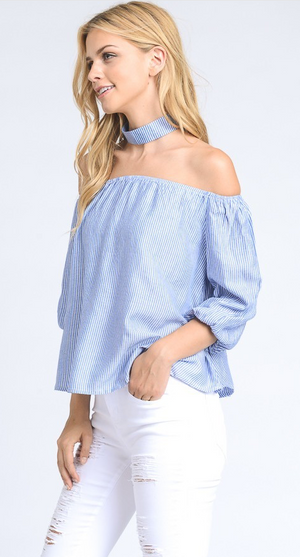 THE SKY IS BLUE - LULUKISS Boutique