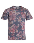 MENS FLORAL TEE - LULUKISS Boutique