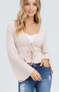 BLUSHING HEART DESIGNER TEE TOP - LULUKISS Boutique