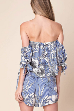 DID SOMEONE SAY VACAY ROMPER - Lulu Kiss